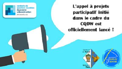 Appel à projet CQD Wiels Senne  FR BIS