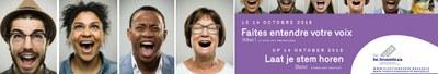 Slide faites entendre votre voix élections 2018 FR NL