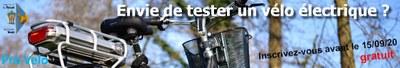test vélo électrique 2020 FR