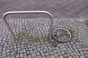 vol de vélo
