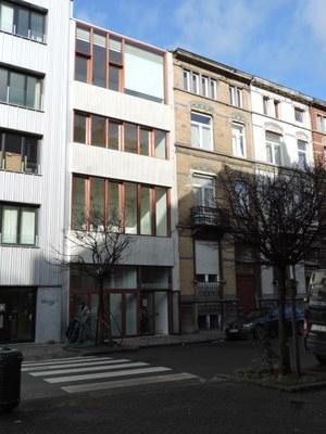 MJF - façade avant