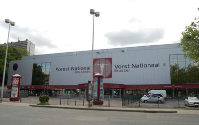 Zone événement Forest national