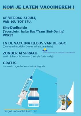 Bus vax   23 juillet 21