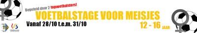 Stage foot féminin NL