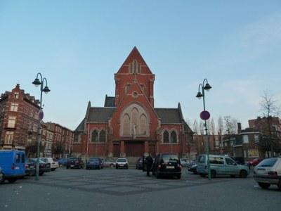 Sint-Antoniusplein - voor reno