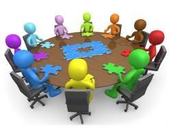 de overlegcommissie